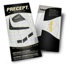Precept Grip Golf Glove - White
