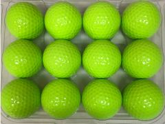 Non-Branded Green Golf Balls | Best4Balls