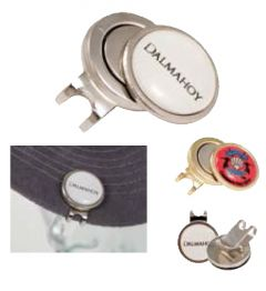 Personalised Hat Clip & Ball Marker   Best4Balls