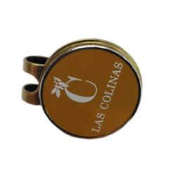 Deluxe Logo Hat Clip & Ball Marker | Best4Balls