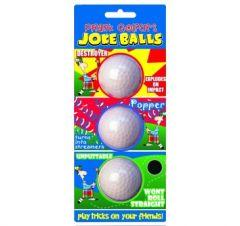 Practical Joke Prank Golfer's Joke Balls | Best4Balls