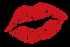 Lipstick Kiss Valentine Printed Golf Ball | Best4Balls
