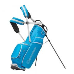 TaylorMade LiteTech 3.0 Stand Bag-Bright Blue/Grey