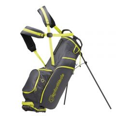 TaylorMade LiteTech 3.0 Stand Bag-Grey/Lime