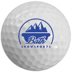 Range Balls with logo 2 Piece | Best4Balls