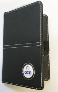 Personalised scorecard wallet with magnetic ball marker | Best4Balls