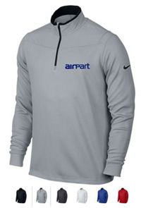 Nike Dri-Fit half Zip Golf Top Printed | Best4Balls