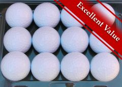 Non-Branded Logo Printed Golf Balls | Best4Balls