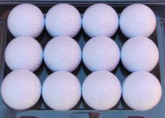 Non-Branded White golf balls | Best4Balls