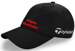 Personalised TaylorMade Tour Radar golf cap black | Best4Balls