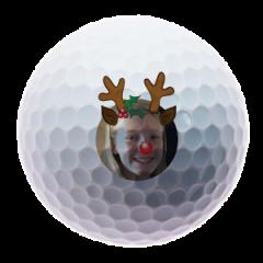 Personalised Christmas Reindeer | Best4Balls