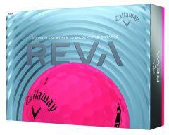 Personalised Callaway Reva Rose golf balls | Best4Balls