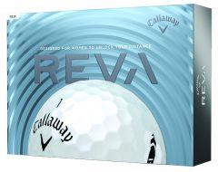 Personalised Callaway Reva Golf Balls | Best4Balls
