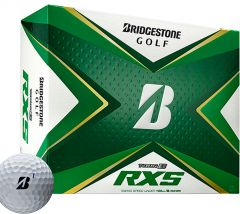 Bridgestone Tour B RXS Logo Golf Balls | Best4balls