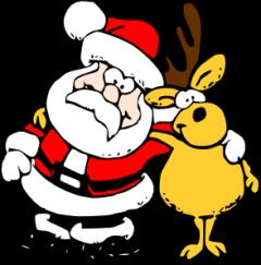 Santa | Golf Balls at Best4Balls