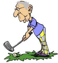 Senior Golfer | Golf Balls at Best4Balls