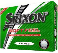 Srixon Soft Feel White   Best4Balls