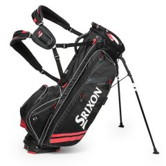 Srixon Personalised SRX Z-Four Stand Bag Black | Best4Balls.com