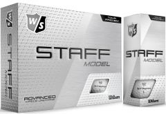 Milson Staff Model logo printed golf balls at best4balls