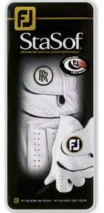 Footjoy StaSof Logo Golf Glove - Minimum 48