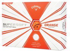 Callaway Supersoft Orange | Best4Balls