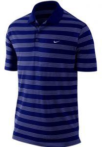 Nike Golf Tech Stripe Polo Shirt L.C. in Navy | Best4Balls
