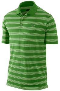Nike Golf Tech Stripe Polo Shirt L.C. in Green | Best4Balls