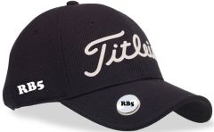 Personalised Titleist Ball marker cap Navy Logo | Best4Balls