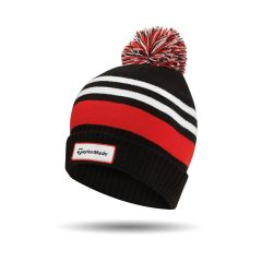 TaylorMade Beanie - Red Accents | Best4Balls