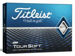 New Titleist personalised Tour Soft golf balls | Best4Balls