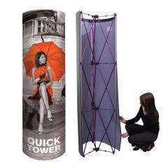 Pop up exhibition tower | Best4Balls