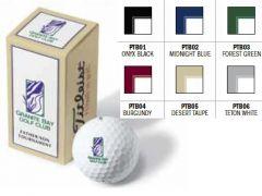 Titleist Two Ball Golf Ball Sleeve (excludes balls) | Best4Balls