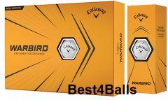 Callaway Printed Logo Golf Balls Warbird | Best4Balls