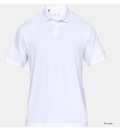 Under Armour white personalised golf polo shirt   Best4Balls