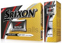 NEW Srixon Logo Printed Z-Star Golf Balls | Best4Balls