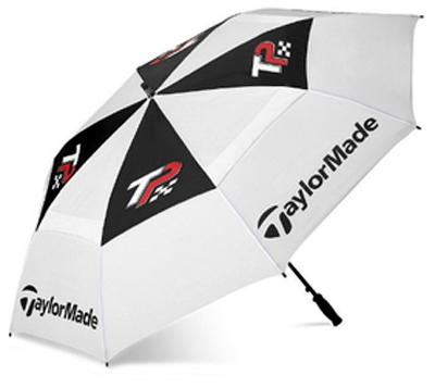 51a8a6697689 TaylorMade TP 68 Double Canopy Golf Umbrella