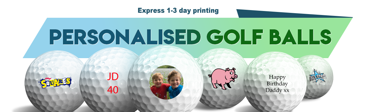Bestforballs -  personalized golf balls
