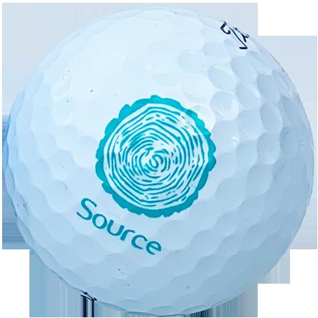 logo balls one colour