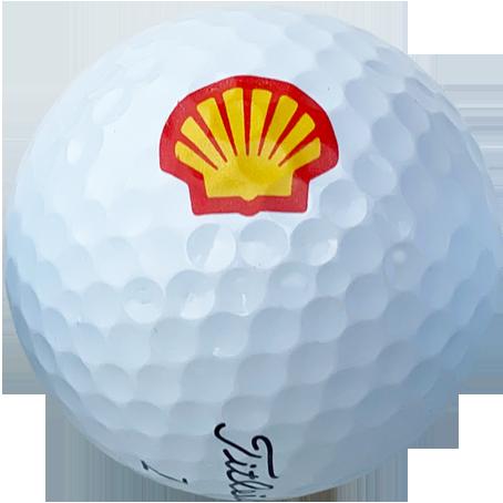 logo balls 2 colour