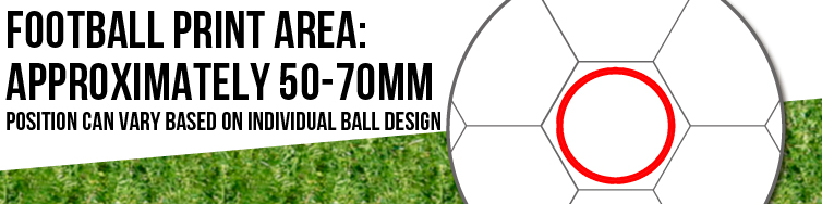 Football Printing Sizes