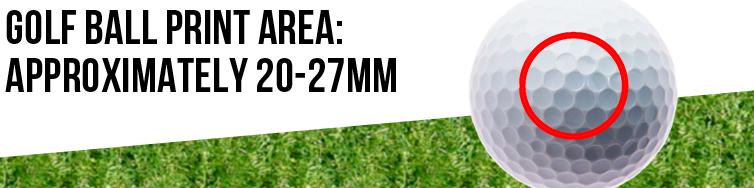 Golf Ball Pint Area